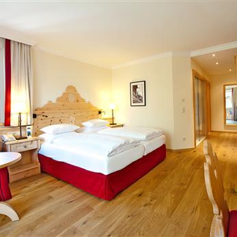 Doppelzimmer Classic Alpin