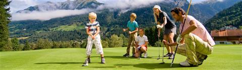Golftage im Römerhof